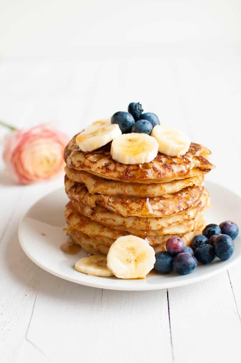 egg-free pancake mix