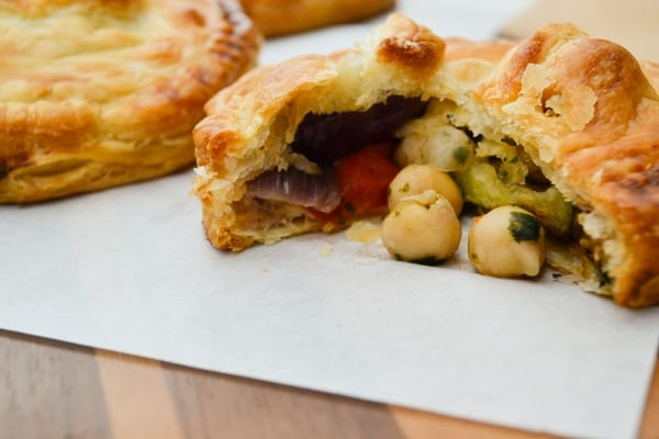 vegetable hand pies