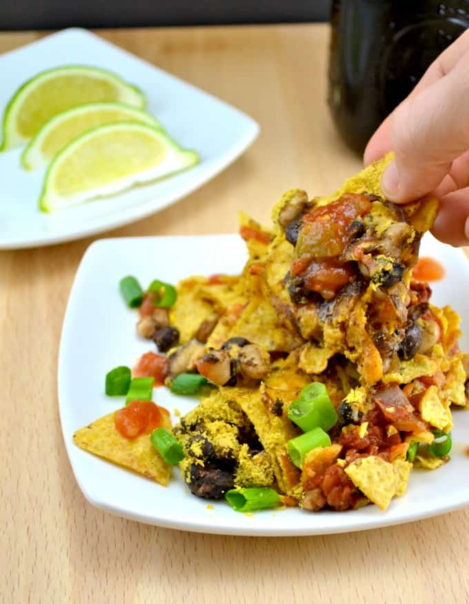 Plant-based taco casserole