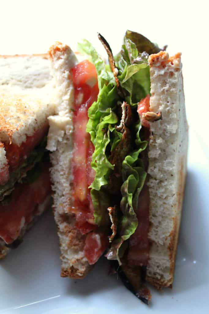 Ultimate Vegan BLT
