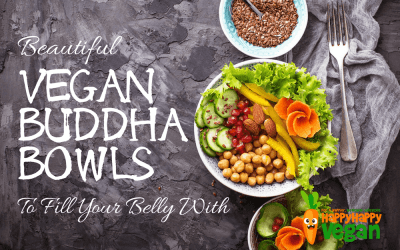 19 Beautiful Vegan Buddha Bowl Recipes To Fill Your Belly With