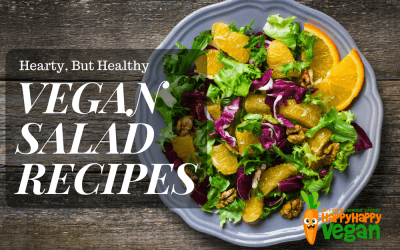 Vegan Salads: 13 Deliciously Healthy Recipes You Need To Know About