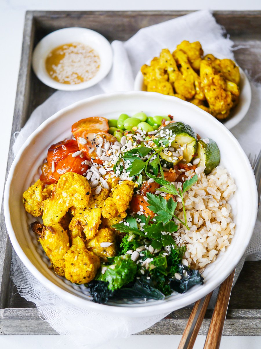 Best Buddha bowl recipe