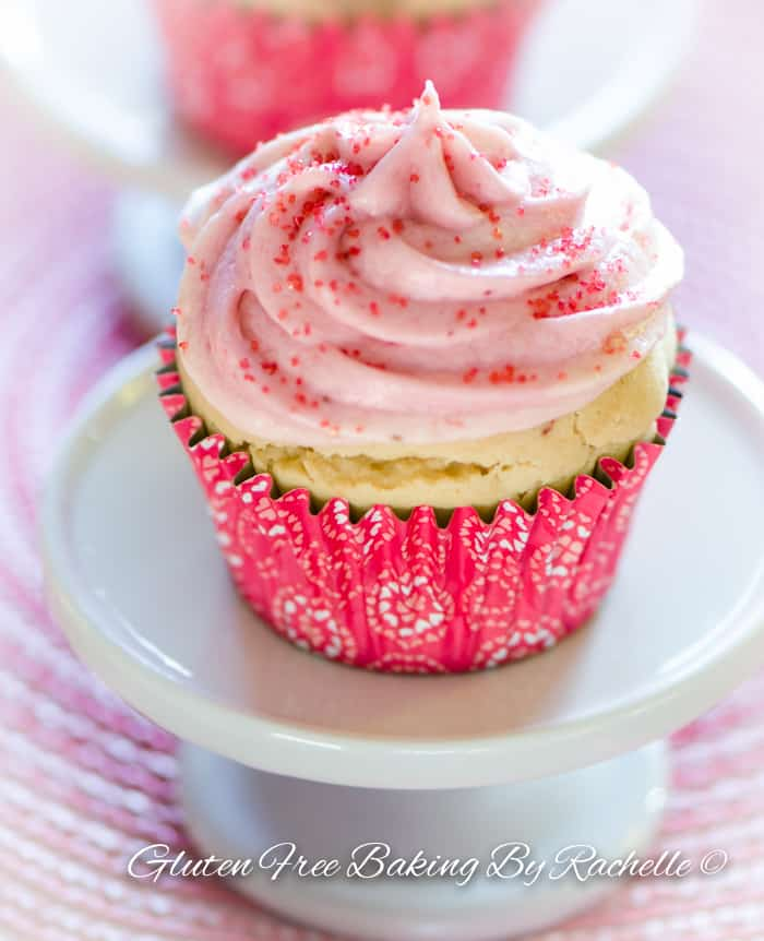 Strawberry lemon dairy-free cupcake recipes