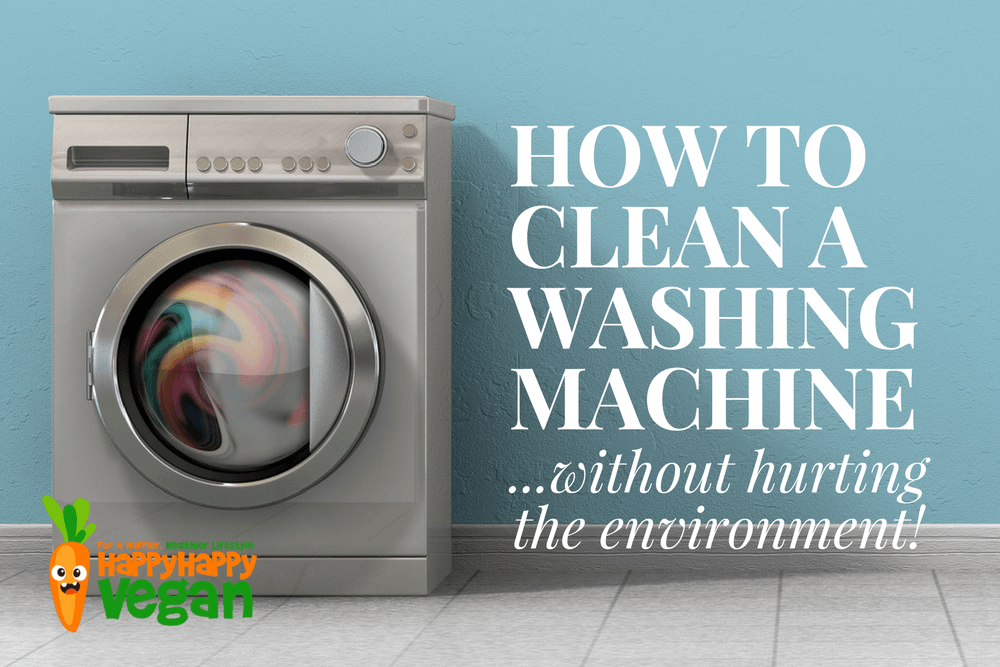 How To Clean A Washing Machine Without Hurting The