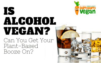 Is Alcohol Vegan? Can You Get Your Plant-Based Booze On?