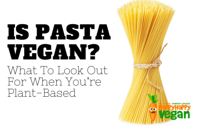 Is Pasta Vegan? What To Look Out For When You're Plant-Based