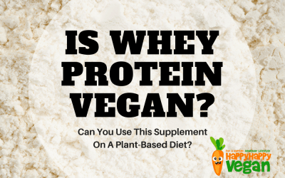 Is Whey Protein Vegan? Can You Use This Supplement On A Plant-Based Diet?