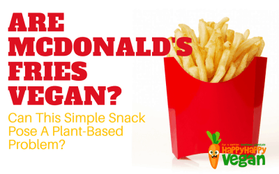 Are McDonald's Fries Vegan? Can This Snack Pose A Plant-Based Problem?