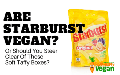 Are Starburst Vegan? Or Should You Steer Clear Of These Soft Taffy Boxes?