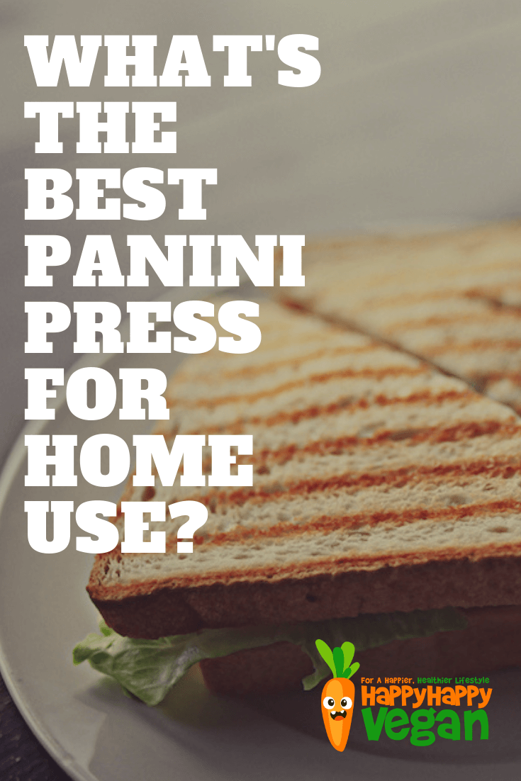 picture of grilled sandwich for the best panini press article