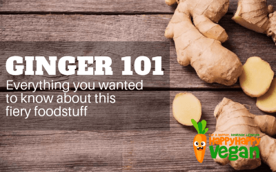 Ginger 101: Everything You Need To Know About This Fiery Foodstuff