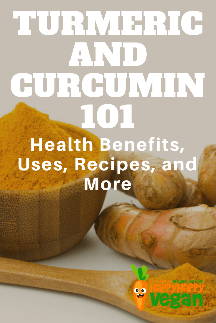 Pinterest image for turmeric 101