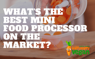 Best Mini Food Processor: Who's Top In 2018?