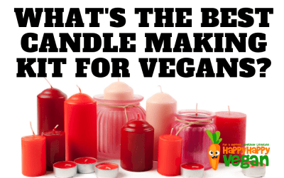 Best Candle Making Kit For Vegans: Bring Joy With Soy In 2019!