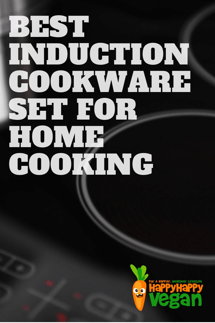 pinterest image for article exploring which induction cookware set is best
