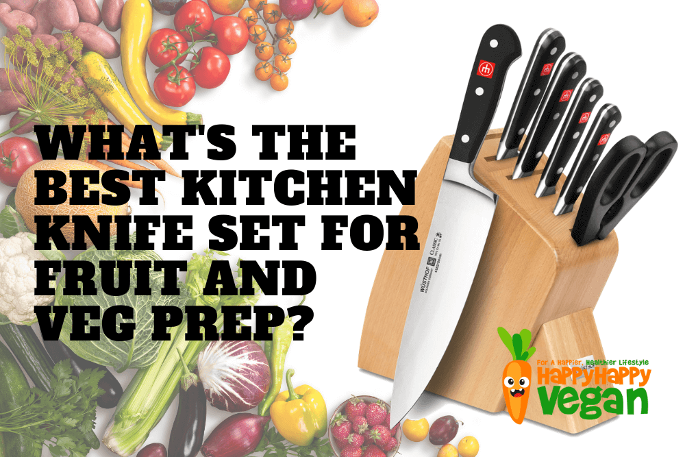 Best Kitchen Knife Set For Fruit And Veg Prep