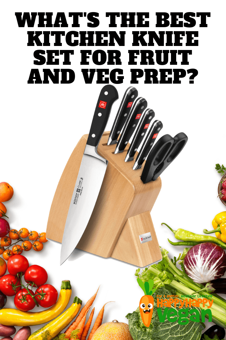 pinterest image for top rated knife set reviews