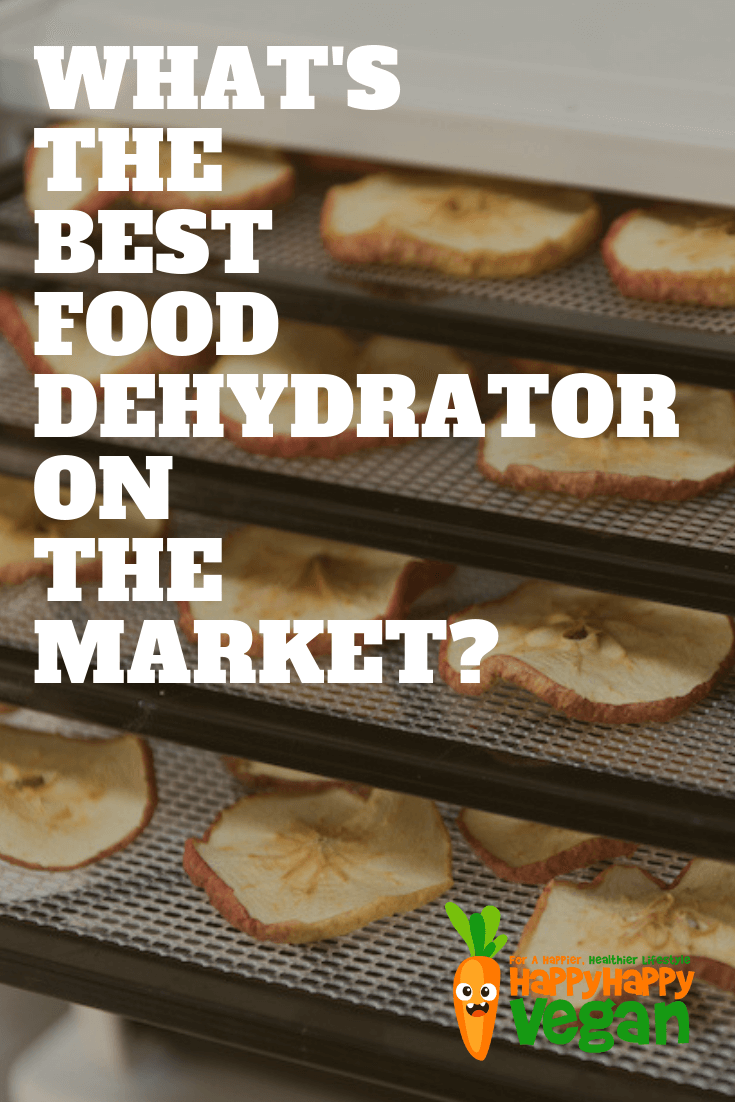 pinterest image for top rated food dehydrator reviews