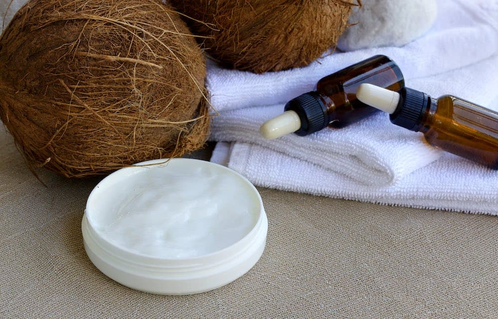 beauty uses for coconut