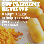 pinterest image for best turmeric supplement reviews post