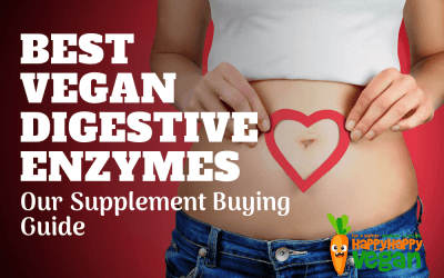 Best Vegan Digestive Enzymes: Supplement Buying Guide 2020