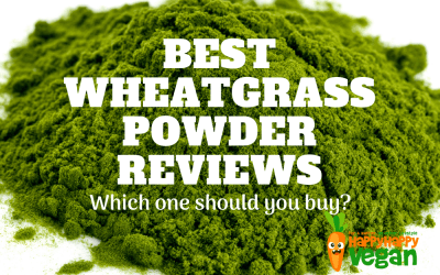 Best Wheatgrass Powder: Organic Supplement Reviews 2019