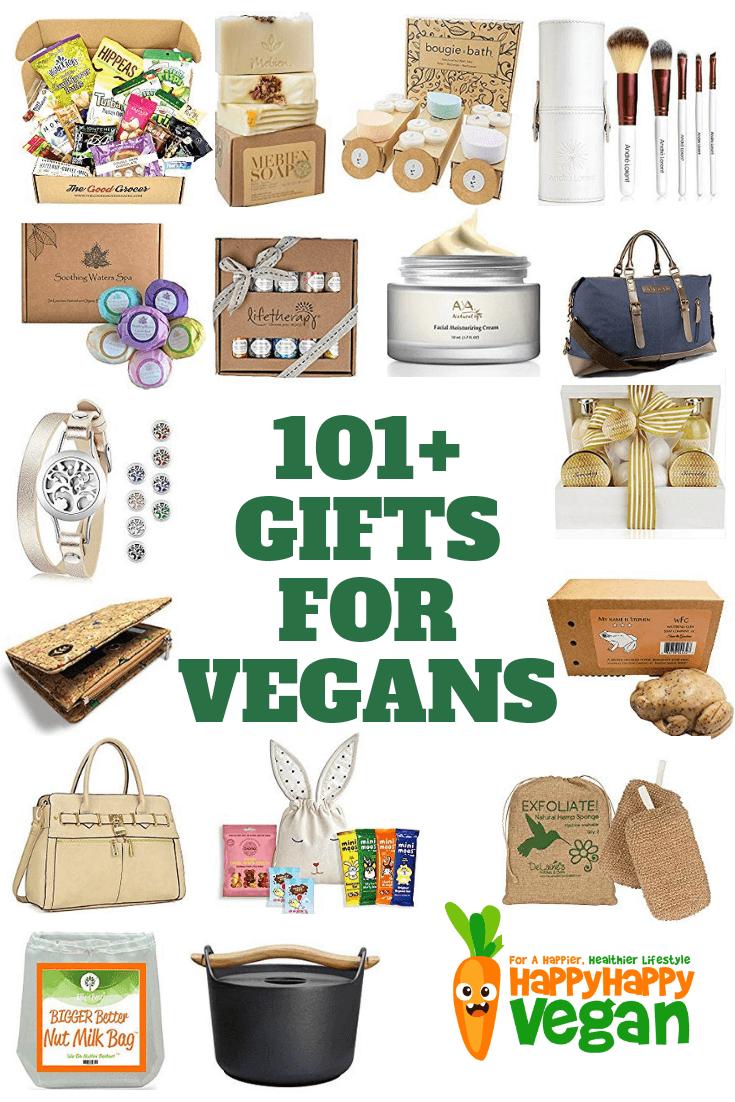 pinterest vegan gift guide image