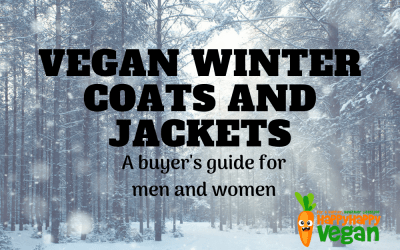Vegan Winter Coats And Jackets: Men And Women's Buyer's Guide 2019