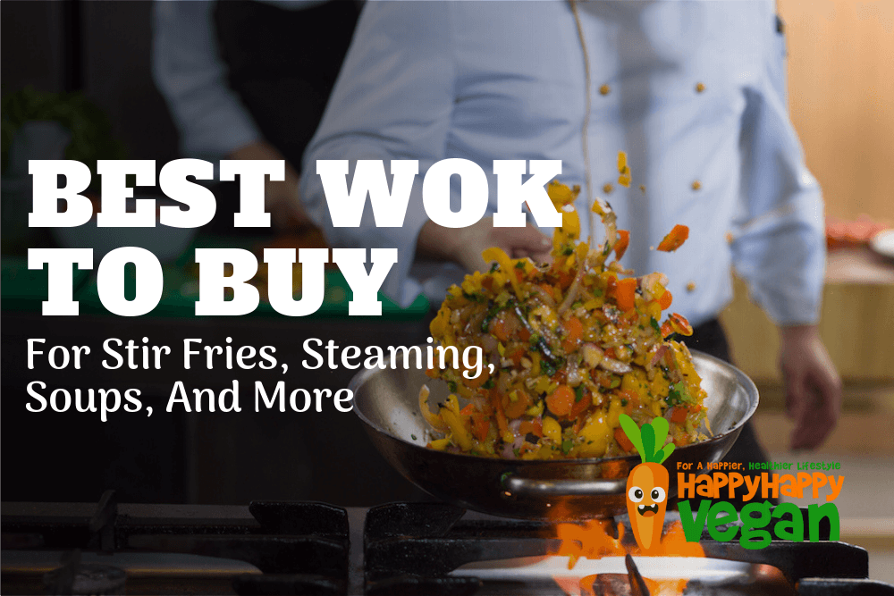 Best Wok To Buy For Stir Fries, Steaming, Soups, And More In 2019!