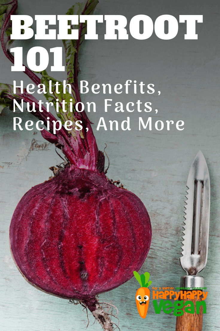 Pinterest image for beets 101 guide