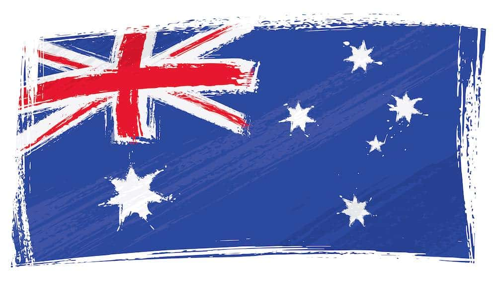 flag of australia mental health hotlines
