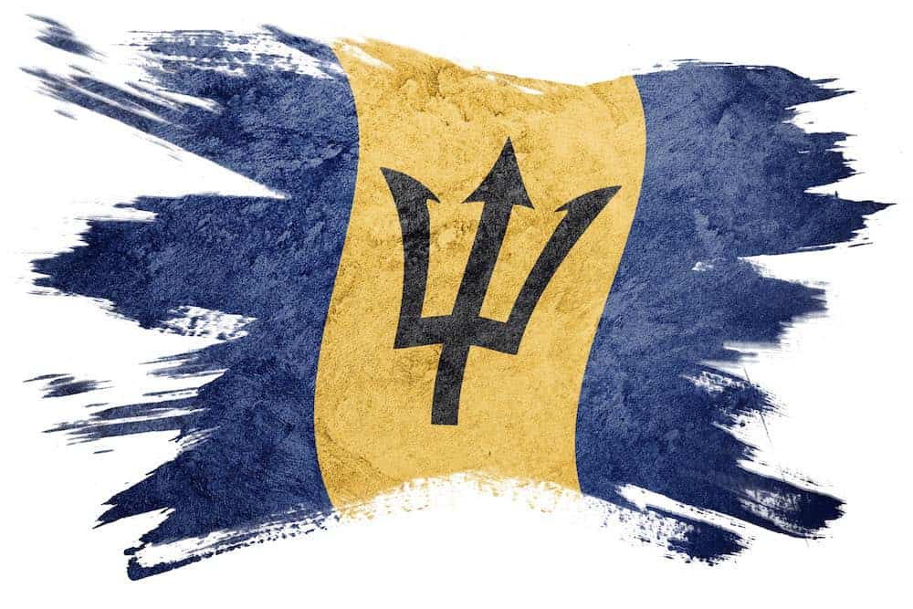 flag of barbados suicide helplines