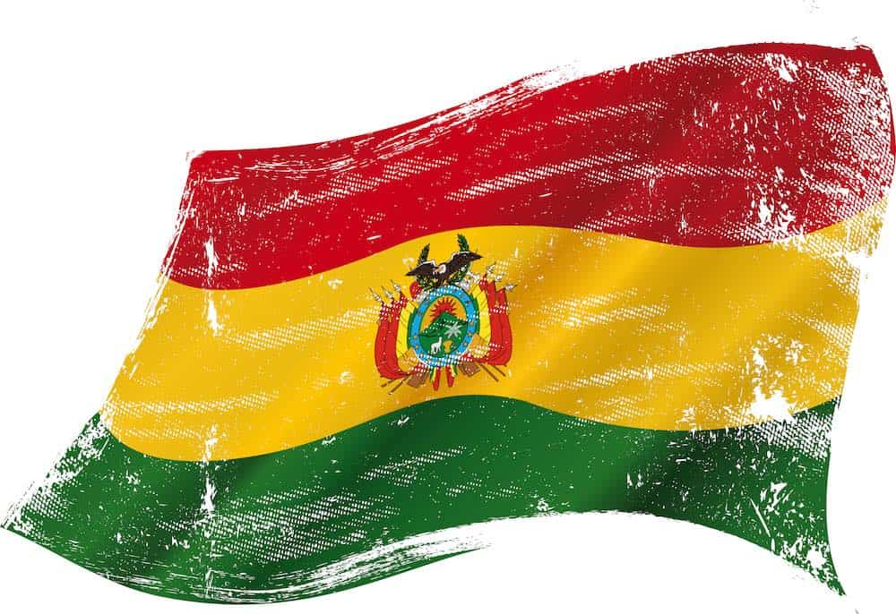 flag of bolivia mental health hotlines