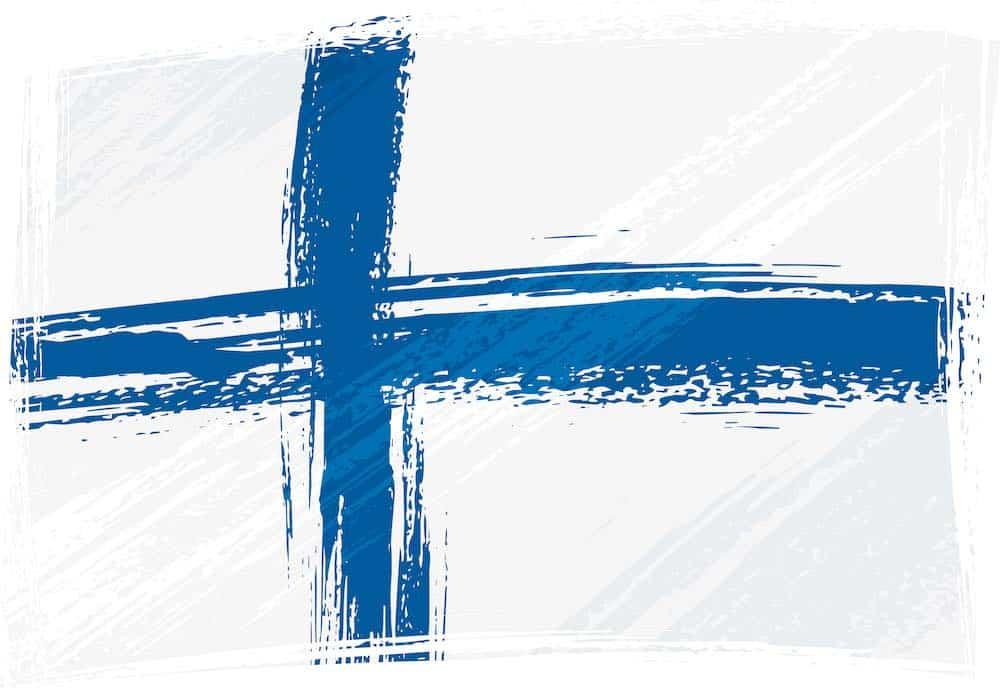 flag of finland mental health help