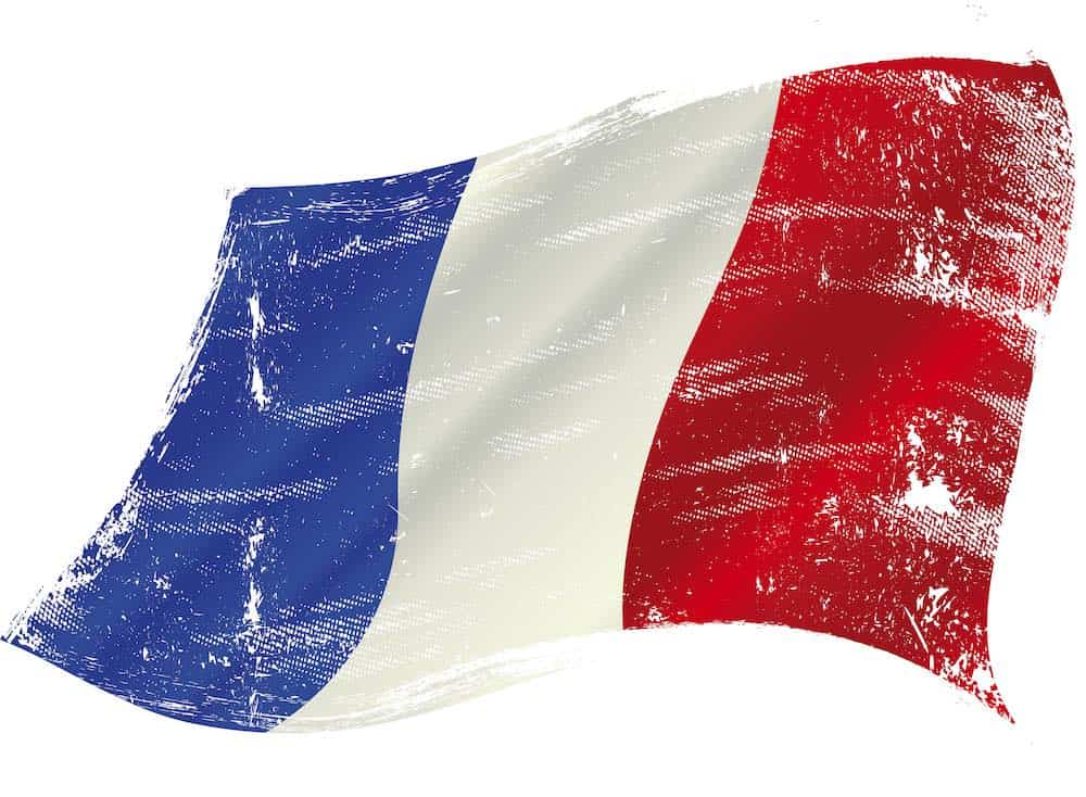 flag of france french mental health helplines