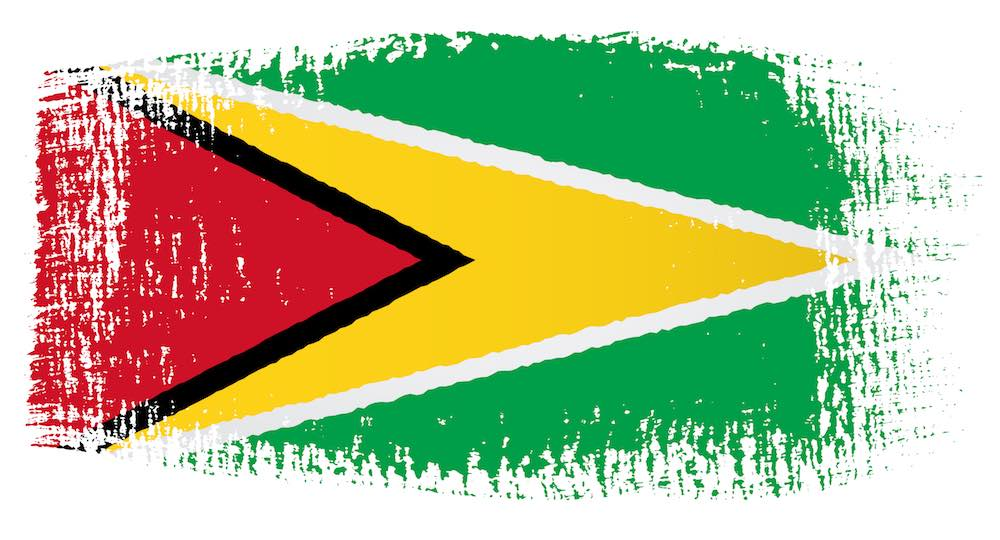 flag of guyana suicide and mental health hotlines list
