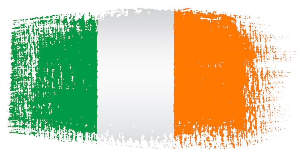 flag of ireland depression helplines list