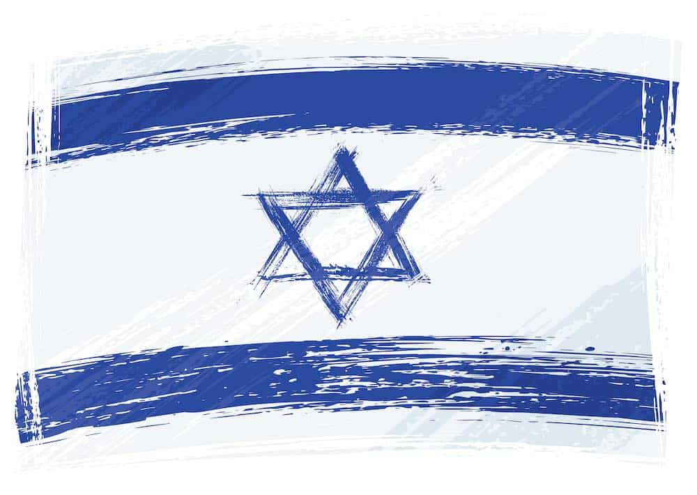 flag of israel depression help list of hotlines