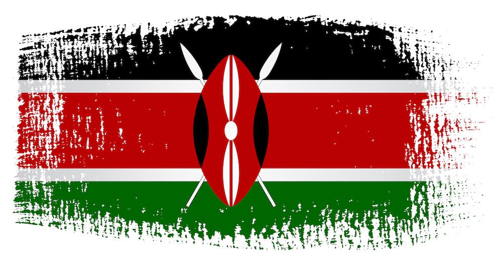 flag of kenya suicide hotline