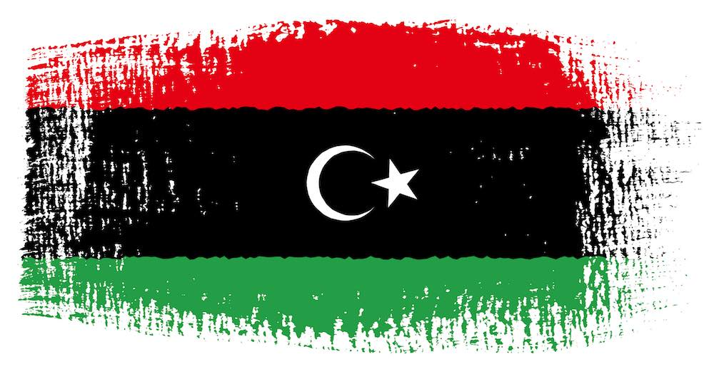 flag of libya lifeline hotline for depression and suicide