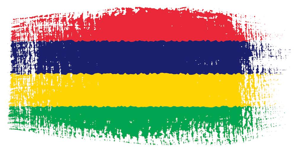 flag of mauritius mental health advice