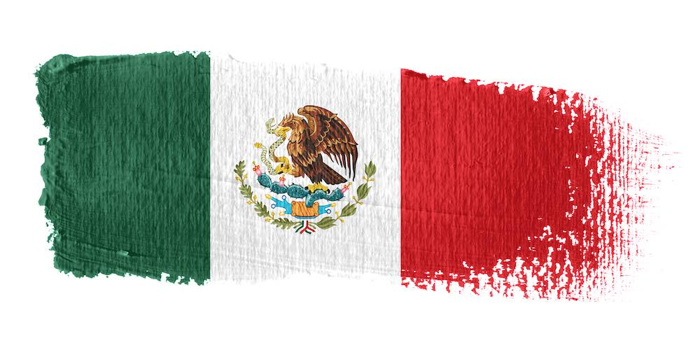 flag of mexico help with mental health