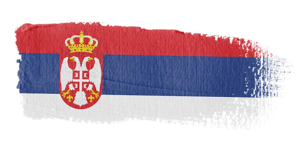 flag of serbia suicide prevention helpline list