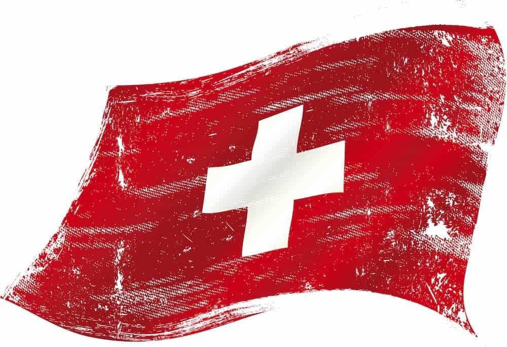 flag of switzerland mental health advice hotlines list