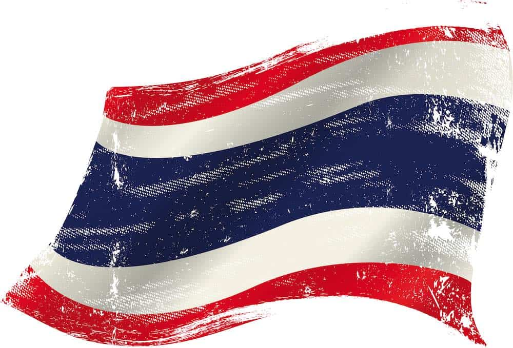 flag of thailand suicide helplines