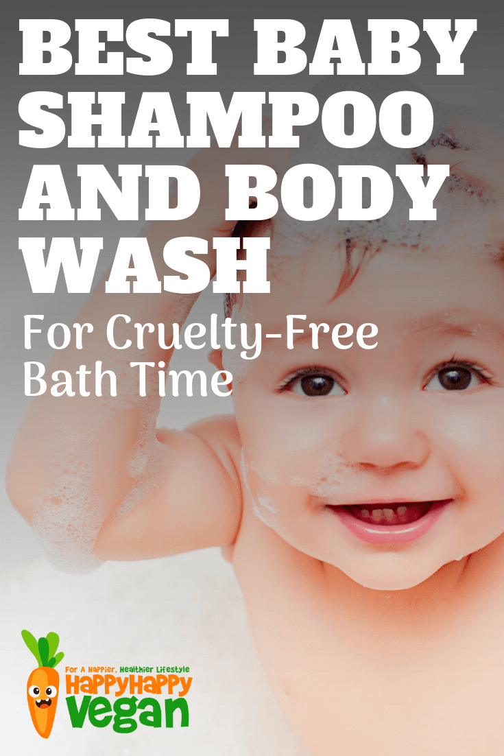best baby body wash and shampoo pinterest image