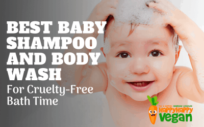 Best Baby Shampoo And Body Wash For Cruelty-Free Bath Time