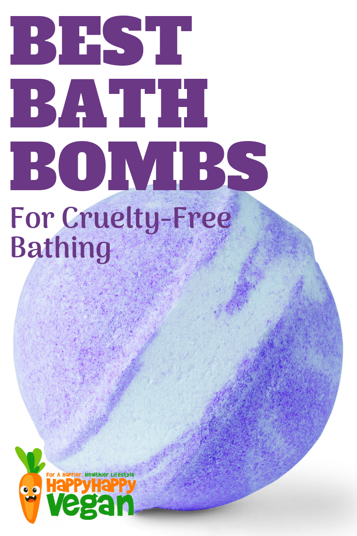 best cruelty-free bath bombs pinterest image