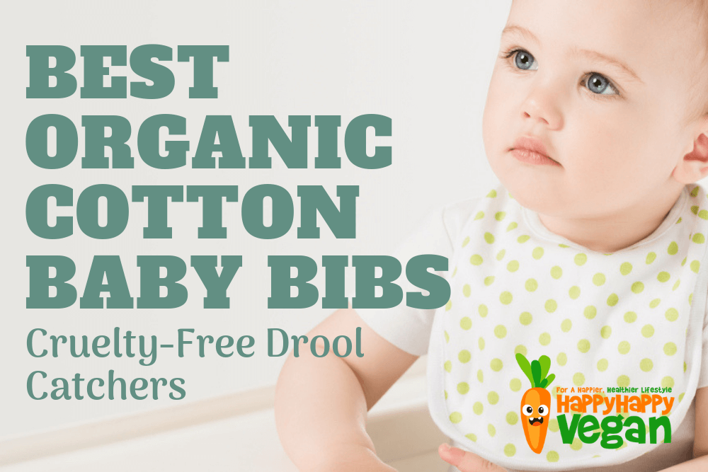 Best Organic Cotton Baby Bibs: Cruelty-Free Drool Catchers